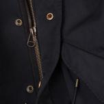 Мужская куртка парка Ten C Parka Navy фото- 4