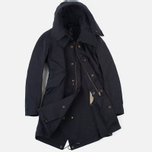 Мужская куртка парка Ten C Parka Navy фото- 1