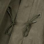 Мужская куртка парка Ten C Parka Olive фото- 5