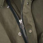 Мужская куртка парка Ten C Parka Olive фото- 4