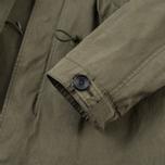 Мужская куртка парка Ten C Parka Olive фото- 6