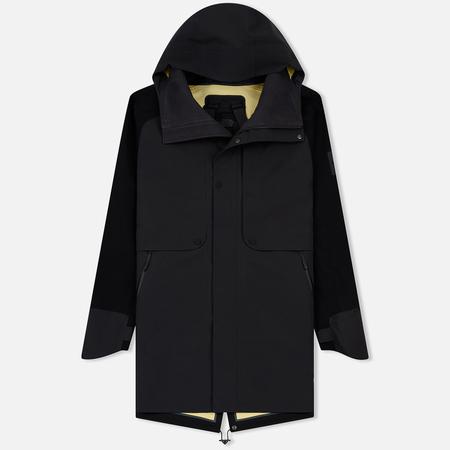 Мужская куртка парка The North Face CRYOS Gore-Tex 3L Wool Weathered Black/TNF Black