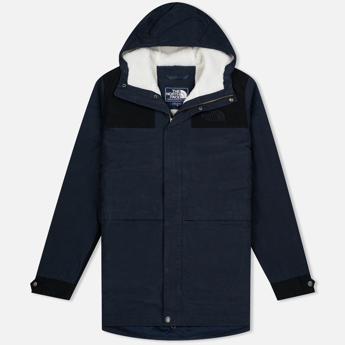 Мужская куртка парка The North Face M 1985 Katavi Mountain Urban Navy