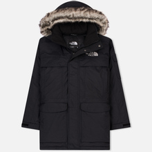 Мужская куртка парка The North Face MC Murdo TNF Black фото- 0