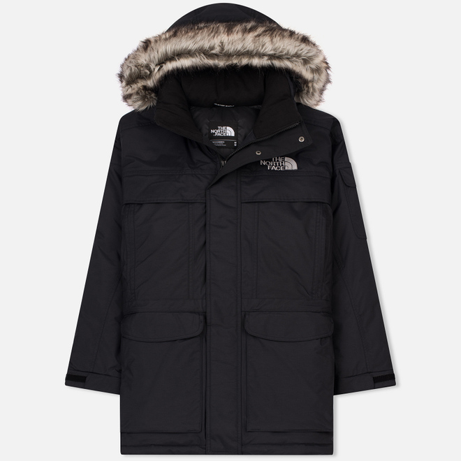 Мужская куртка парка The North Face MC Murdo TNF Black