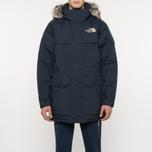Мужская куртка парка The North Face MC Murdo Urban Navy фото- 10