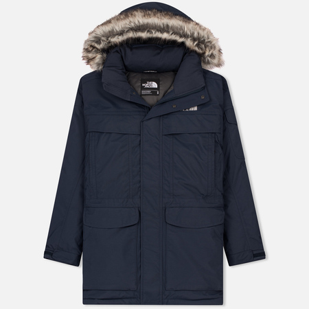 Мужская куртка парка The North Face MC Murdo Urban Navy