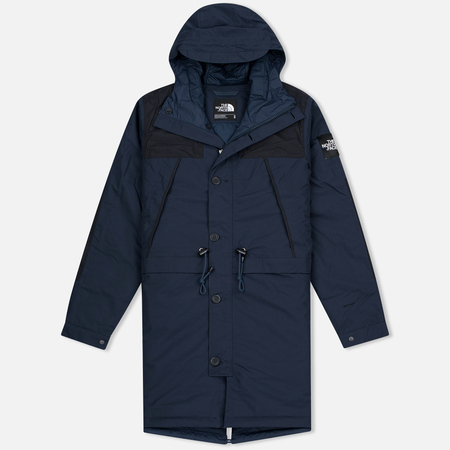 The North Face Mountain Urban Men's Parka Navy