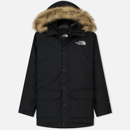 Мужская куртка парка The North Face Serow TNF Black