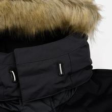Мужская куртка парка The North Face Vostok Asphalt Grey/TNF Black фото- 3