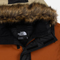 Мужская куртка парка The North Face Vostok Caramel Cafe фото - 1