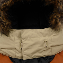 Мужская куртка парка The North Face Vostok Caramel Cafe фото- 3