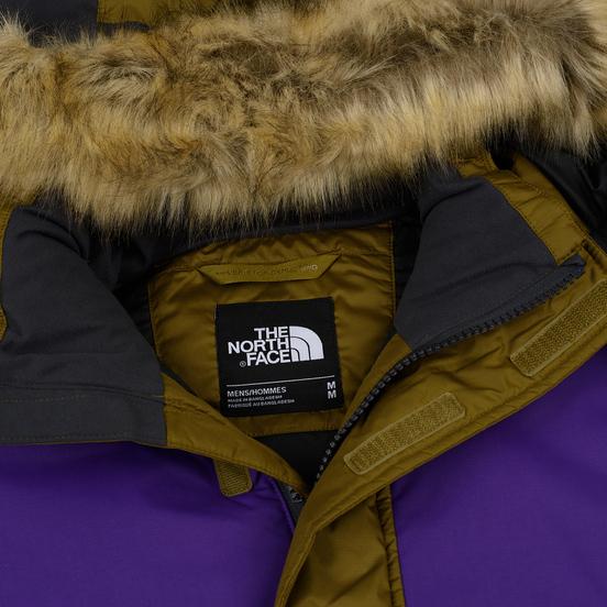 Мужская куртка парка The North Face Vostok Fir Green