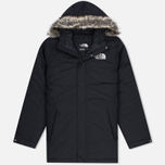 Мужская куртка парка The North Face Zaneck Black фото- 0