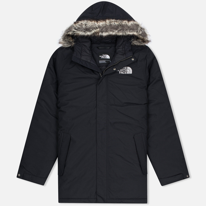 The North Face Zaneck Men's Parka Black