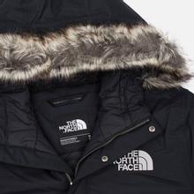 Мужская куртка парка The North Face Zaneck Black фото- 1