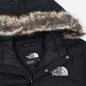 Мужская куртка парка The North Face Zaneck Black фото - 1