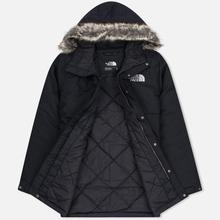 Мужская куртка парка The North Face Zaneck Black фото- 2