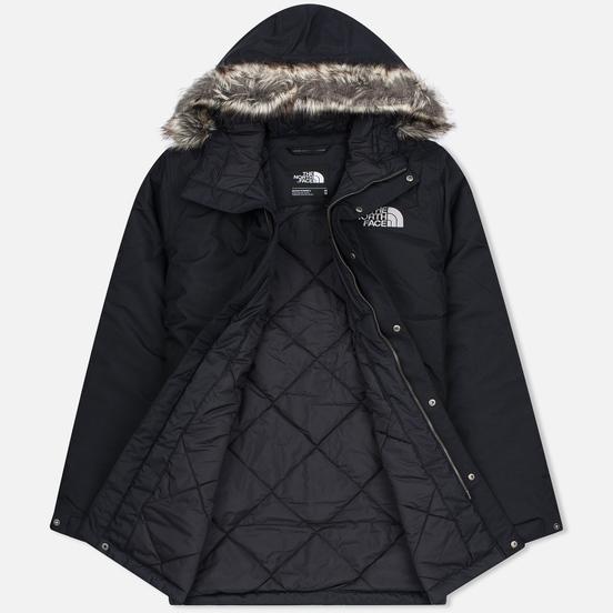 Мужская куртка парка The North Face Zaneck Black