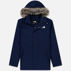 Мужская куртка парка The North Face Zaneck Montague Blue