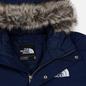 Мужская куртка парка The North Face Zaneck Montague Blue фото - 2