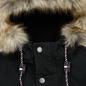 Мужская куртка парка Tommy Jeans Cotton Lined Black фото - 3