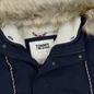 Мужская куртка парка Tommy Jeans Cotton Lined Black Iris фото - 1