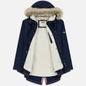 Мужская куртка парка Tommy Jeans Cotton Lined Black Iris фото - 2