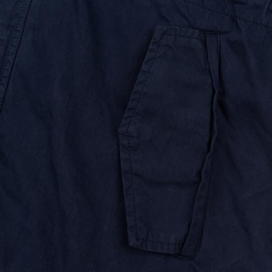 Мужская куртка парка Tommy Jeans Cotton Lined Black Iris