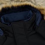 Мужская куртка парка Tommy Jeans Technical Black фото- 2