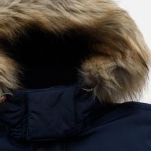 Мужская куртка парка Tommy Jeans Trimmed Hood Technical Black Iris фото- 3