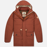 Uniformes Generale Janssen Real Down Expedition Men's Parka Burnt Orange photo- 0