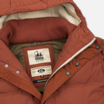 Мужская куртка парка Uniformes Generale Janssen Real Down Expedition Burnt Orange фото- 1