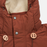 Мужская куртка парка Uniformes Generale Janssen Real Down Expedition Burnt Orange фото- 4