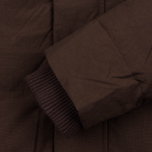 Мужская куртка парка Uniformes Generale Janssen Real Down Expedition Choc Brown фото- 3
