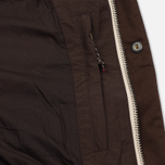 Мужская куртка парка Uniformes Generale Janssen Real Down Expedition Choc Brown фото- 6