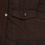 Мужская куртка парка Uniformes Generale Janssen Real Down Expedition Choc Brown фото- 7