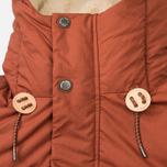 Uniformes Generale Ranulph Real Down Men's Padded Jacket Burnt Orange photo- 3