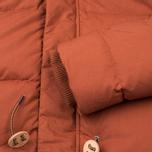 Uniformes Generale Ranulph Real Down Men's Padded Jacket Burnt Orange photo- 5