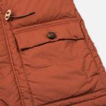 Uniformes Generale Ranulph Real Down Men's Padded Jacket Burnt Orange photo- 6