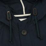 Мужская куртка парка Universal Works Military Workshirt Short Cotton/Nylon Navy фото- 3