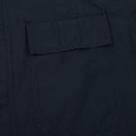 Мужская куртка парка Universal Works Military Workshirt Short Cotton/Nylon Navy фото- 4