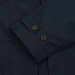 Мужская куртка парка Universal Works Military Workshirt Short Cotton/Nylon Navy фото- 5
