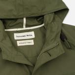 Мужская куртка парка Universal Works Military Workshirt Short Cotton/Nylon Olive фото- 1