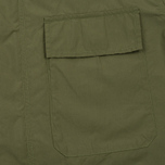 Мужская куртка парка Universal Works Military Workshirt Short Cotton/Nylon Olive фото- 4