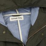Мужская куртка парка Universal Works Olmetex Ripstop Olive фото- 1