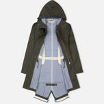 Мужская куртка парка Universal Works Olmetex Ripstop Olive фото- 2
