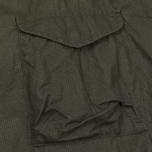 Мужская куртка парка Universal Works Olmetex Ripstop Olive фото- 6