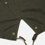 Мужская куртка парка Universal Works Olmetex Ripstop Olive фото- 7