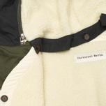Мужская куртка парка Universal Works Sheffield British Wax Olive фото- 5